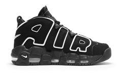 My Nike Air More Uptempo jam!