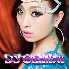 #DJ #GEMiNi #DJGEMiNi #Female #Tokyo #Japan
