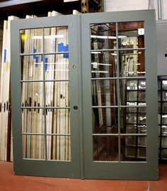 Steel Pane Casement Windows Heres A Standard Steel Casement - Pasadena architectural salvage
