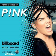 P!nk 2016 Billboards Music Awards Dam why they got to be in Las Vegas