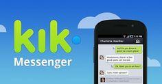 Kik Messenger App Review - https://www.chatapps.org/kik-messenger-app-review