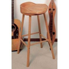 Woodworker's Journal Swiveling Bar Stools Plan | Rockler Woodworking and Hardware