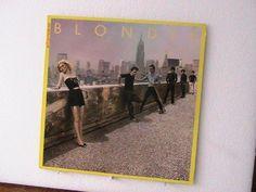 Vintage Blondie LP Autoamerican by KackleberryFarm on Etsy