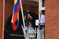 Ecuador's embassy in the U.K. says it alone was responsible for cutting WikiLeak's founder Julian Assange's internet connection, stating that the country doesn't want to interfere with the U.S. elections.