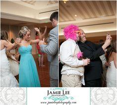 Naples Beach Hotel | Naples Wedding Photographer | Jamie Lee Photography | Fun Dancing at Beach Themed Wedding Reception