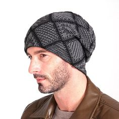 4994ad9f535 MSA Signature New brand Winter Beanies men Knitted wool hat Warm Soft Beanie