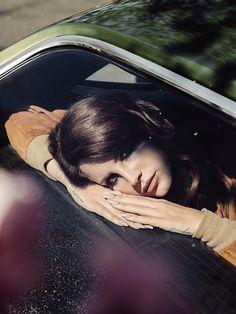 Geordie Wood: Lana Del Rey for The FADER