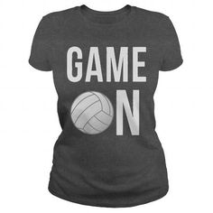 I Love VOLLEYBALL Shirts & Tees