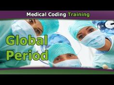 Global Period Global period, okay. This question is for Laureen. I know you've covered this in your Blitz. Can you go over and explain more in detail again how to answer a 90 day global period More CPC Exam Tips and Updates at www. Cpc Certification, Medical Coding Certification, Medical Coding Training, Medical Coder, Medical Billing And Coding, Exam Study Tips, Exams Tips, Medical Coding Course, Exam Review