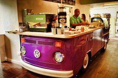 VW Bus bar