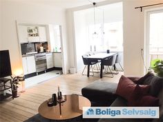 Herninggade 3, 3. th., 2100 København Ø - Kvalitets- og nyrenoveret lejlighed, i hjertet af Østerbro. #ejerlejlighed #ejerbolig #kbh #københavn #østerbro #selvsalg #boligsalg #boligdk