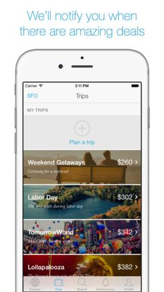 Hitlist - Cheap Flight Deals, Airline Tickets and Last Minute Flights by TripCommon LLC