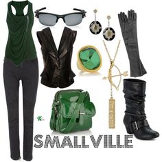 """Smallville"" by kerogenki on Polyvore"