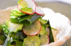 Receita de salada de sunomono à moda tradicional japonesa | Mundo-Nipo
