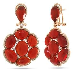 0.84ct Diamond and 28.48ct Red Agate 14k Rose Gold Earrin... http://www.amazon.com/dp/B018VLBTNG/ref=cm_sw_r_pi_dp_T9uuxb11YA8BX