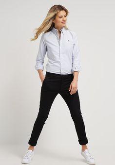 bestil Polo Ralph Lauren HARPER - Skjortebluser - blue/white til kr 799,00 (03-05-16). Køb hos Zalando og få gratis levering.