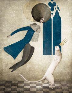 Иллюстратор Gabriel Pacheco. Обсуждение на LiveInternet - Российский Сервис Онлайн-Дневников