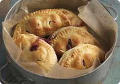 Mixed Berry Hand Pies - Thank you, Breakfast Club.