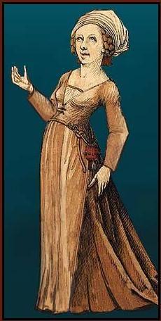 Diebold Schilling's Spiezer Chronicle Gown