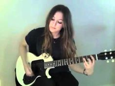 Juliette Valduriez - Mr. Crowley (Ozzy Osbourne) - YouTube