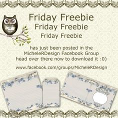 Friday Freebie