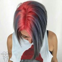 this is so cool!!! Id even do this. Are you looking for unique hair color ideas for winter and spring? See our collection full of unique hair color ideas for winter and spring and get inspired!