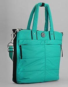 perfect gym bag.