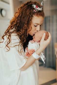 Meet Our Baby Girl – Ember Jean Roloff
