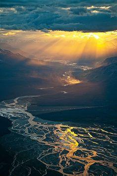 Kluane National Park, The Yukon, Canada