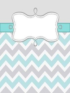 "free Chevron Themed Binder Covers (n FD ""Planner-Binder Cover- Chevron"")"