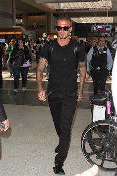 The Best-Dressed Men of the Week: A Very Special Airport Edition: The Daily Details: Blog