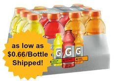 Gatorade Original Thirst Quencher Variety Pack 12 Count as low as $7.92 Shipped!