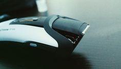 [Werbung] Braun BT5090 Barttrimmer ; der obere Teil lässt sich ausfahren um Konturen schneiden zu können
