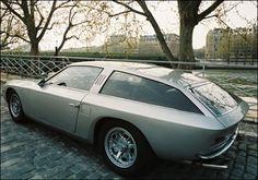 Lamborghini 400GT Flying Star II (Touring), 1966