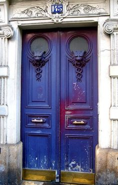 door detail.