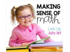 Mrs. Samuelson's Swamp Frogs: Making Sense of Math Linky Week 3: Mental Math