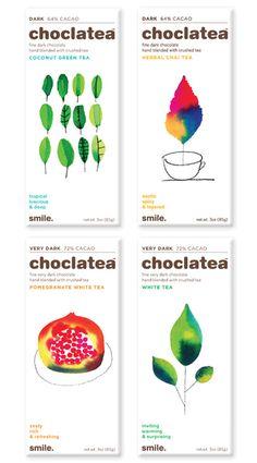 Chocolate Tea. Sounds interesting PD.
