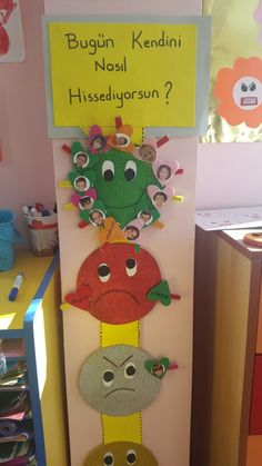 You are in the right place about Montessori Education Here we offer you the most beautiful pictures Emotions Activities, Preschool Activities, Class Decoration, School Decorations, Montessori Education, English Activities, Gifted Kids, Preschool Crafts, Classroom Decor