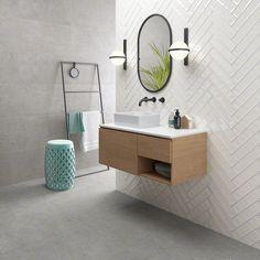 VIVES Azulejos y Gres - Wall tiles white body ceramic heritage effect tiles Hanami Nassau, Room Tiles, Wall Tiles, Mosaic Tile Designs, White Vanity, White Bodies, Bathroom Renovations, Porcelain Tile, Double Vanity