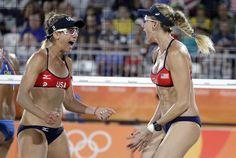 Women S Beach Volleyball