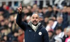 Pep Guardiola: Manchester City are ready for the challenge Real Madrid, Pep Guardiola, Manchester City, Canada Goose Jackets, Arsenal, Challenges, Winter Jackets, London, Club