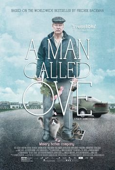 oscar movies based on books - A Man Called Ove