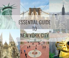 A 3-day essential travel guide to New York City