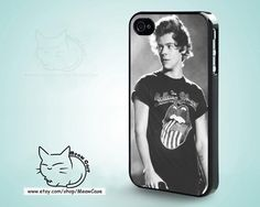 Harry Styles One Direction iPhone 5/5S/5C Case,iPhone 4S/4 Case,iPhone Case , Samsung S4/S3/S2 Case- case color black,white,clear on Etsy, $8.99