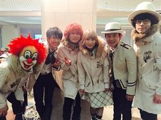 SEKAI NO OWARI with Yuzu
