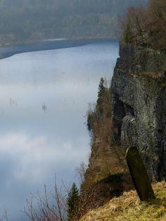 Joggingtour am 08.03.2014 rund um den #Wetzstein mit #Altvaterturm. #Thueringen #Germany Weitere Touren http://trampelpfad.net/