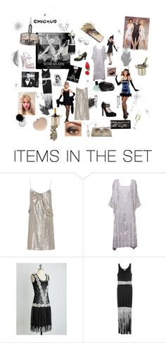 """""""Chicago motive"""" by mariyushka on Polyvore featuring картины, 20, chicago и musical"""