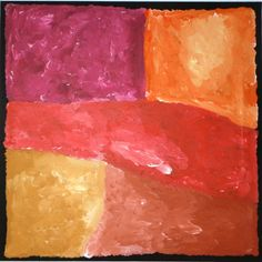 Kudditji Kngwarreye ~ My Country II