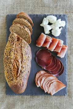 Large Welsh Slate Cheese Board by AnnabellStone on Etsy Meat And Cheese, Wine Cheese, Tapas, Slate Cheese Board, Cheese Boards, Savarin, Cheese Platters, Food Platters, Charcuterie Board
