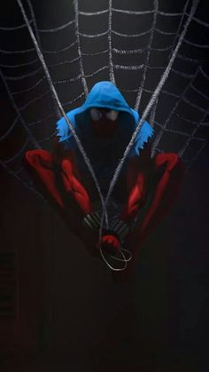 The Scarlet Spider! One of my favorite stories and suits of all time.